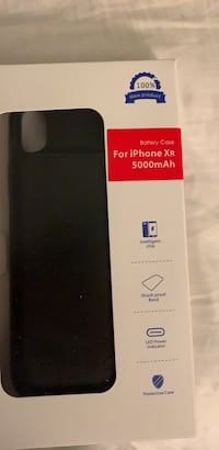 iphone XR charging case 2222 mi
