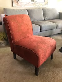 Red Occasional Chair  Fairfax, 22033