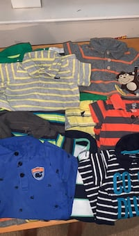 14 rompers for 9 month old  Ashburn, 20147