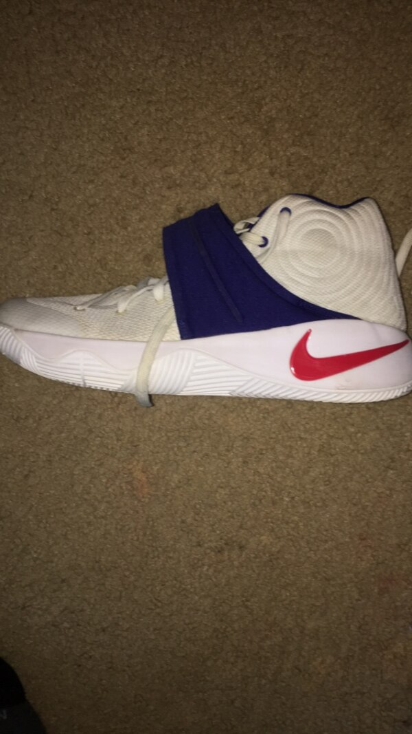 best authentic b697d 3aa58 Nike Kyrie 2 July 4th USA basketball shoes