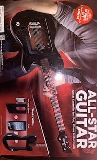 All-Star Guitar (for iphone ipad& ipad touch) new **PERFECT GIFT!!!** Oakville
