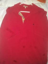 BURBERRY golf shirt Innisfil, L9S