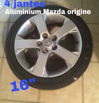 "4 Mags 16"" Mazda Laval, H7G 0J7"