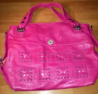 Pink leather dooney & bourke hobo bag Chicago, 60608