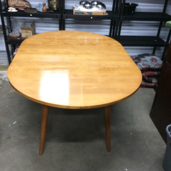 Mid Century vintage, folding dining table