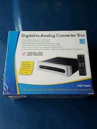 Digital converter box new Bensalem, 19020
