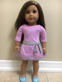 2016 American Girl Doll #59 Including Some Clothing Vaughan, L4K 5W4