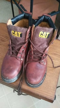 CAT work boots Grand Forks, ND, USA