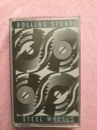 Rolling Stones* - Steel Wheels (1989, KASET)