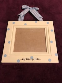 Babies hand and foot prints frame  Saint Peters, 63376