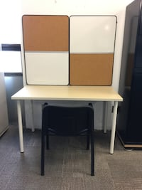 Desk and Chair Combo Package - Excellent Quality Markham