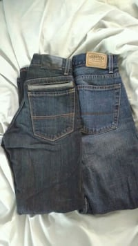 2 pairs Levi's  jeans size 14 youth boys Gulfport, 39501