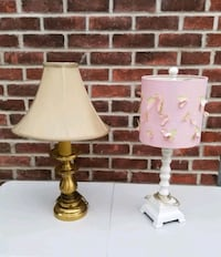 ☆☆☆ 2 - BEAUTIFUL LAMPS!! ☆☆☆ Edmonton, T6R
