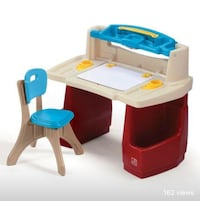 Step 2 kids desk London, N6H 4W4