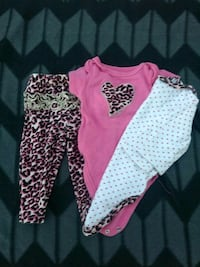 Leopard babyoutfit(s)ALL for Rialto, 92376