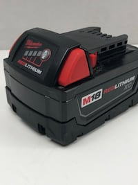 black and red Craftsman tool box Longueuil, J4K 3T6