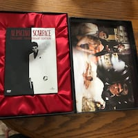 Scarface two disk dvd