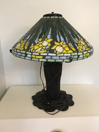 Tiffany Style lamp Reston, 20190