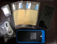 Black iPhone 5S Unlocked 64gb with accessories