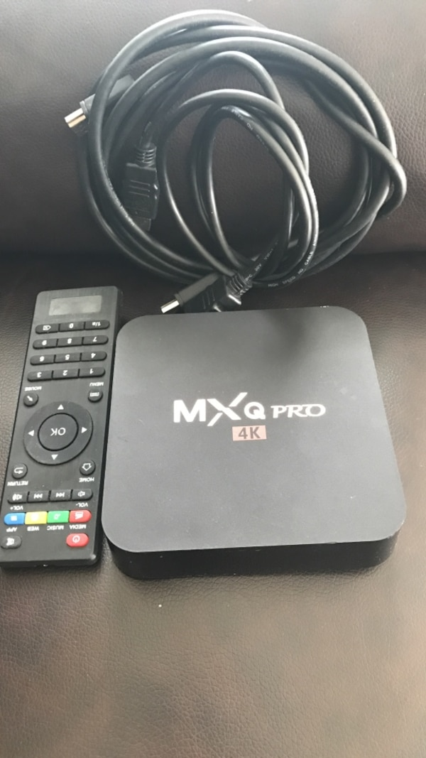 Mxq Pro 4k Remote Not Working