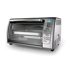 Black And Decker Digital Convection Oven