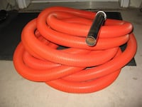 Central Vacuum 38 ft. Hose and Accessory Kit