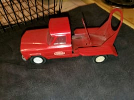 Late sixties tonka jeep truck
