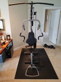 Home gym workout machine 500 obo Silver Spring, 20910