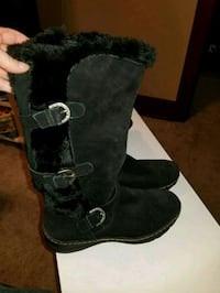 NEW Black Winter Boots West Unity, 43570