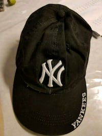 svart New York Yankees cap Stockholm, 128 62