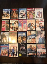 Movies $2 each  Westminster, 80003