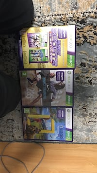 vier Xbox 360 Game Cases Berlin, 14059