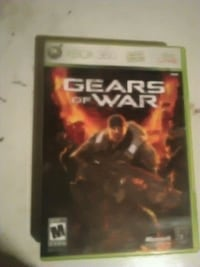 Xbox 360 Gears of War game case Kingston, K7M 5S5
