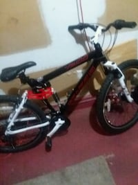 black and red hardtail mountain bike Frederick, 21703