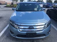 2010 Ford Fusion Hybrid Fort Myers