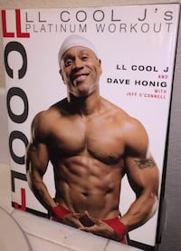 LL Cool J's Platinum Workout Book Lancaster, 93534
