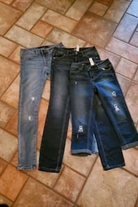 Girls size 12 pants Grottoes, 24441