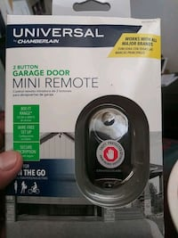 Universal garage door remote #MC100-P2 Tucson, 85706