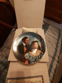Gone with the Wind  Collectors Plates