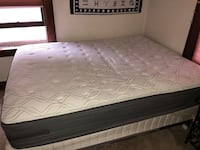 Bed, box spring, frame South Bend, 46617