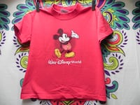 Kids Vintage Disney Mickey Shirt West Hempstead