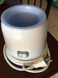 white and blue bottle warmer Miami, 33147
