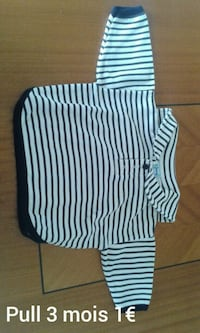 Pull Pouant, 86200