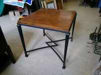 Square Table Norfolk, 23503