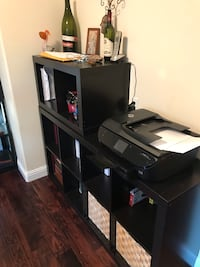 Book case (printer and other accessories NOT included) Redwood City, 94061