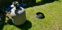 600 lbs sand pool filter with 5 way valve Chesapeake, 23322