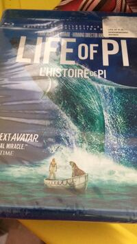 Life of Pi blu Ray Brand New  Mississauga, L5A 3S8