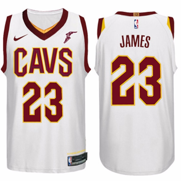 best cheap 89d4e ba997 LeBron James Cleveland Cavaliers Nike Jersey All Sizes