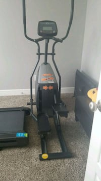 black and gray elliptical trainer Springfield