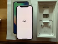 Apple iPhone X 256GB ulåst telefon Bergen